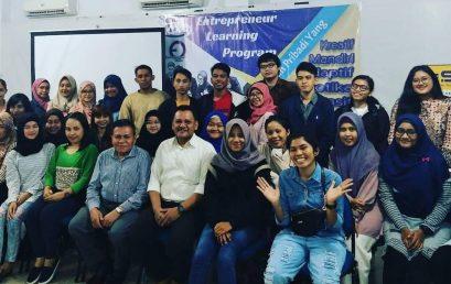 Entrepreneur Learning Program di STIE BPKP