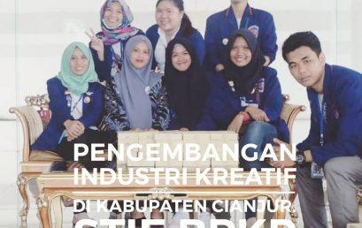 Pengembangan potensi Industri Kreatif di Cianjur Kerjasama Pemkab Cianjur dan STIE BPKP