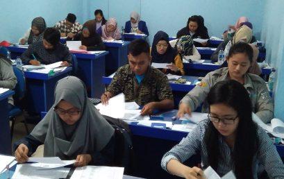 Mahasiswa STIE BPKP raih beasiswa uji kompetensi akuntansi