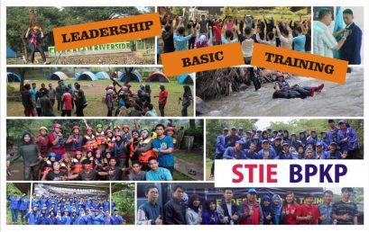 Leadership Basic Training STIE BPKP
