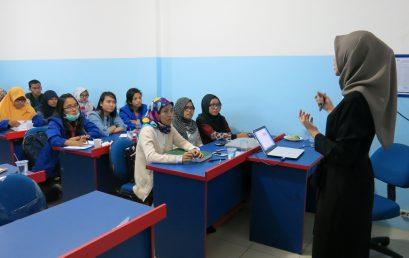 Pelatihan Pasar Modal Angkatan III di STIE BPKP