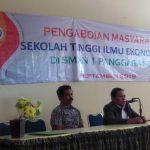 Kegiatan seminar motivasi di Kabupaten Lebak Banten